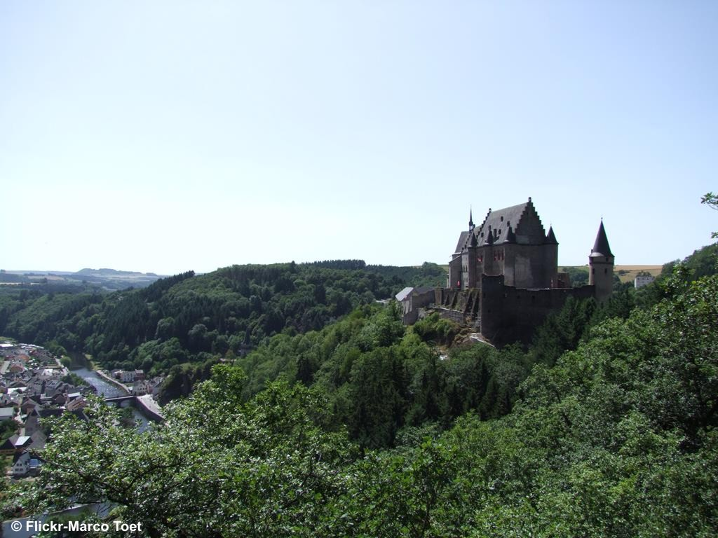 Luxembourg & The Beautiful Moselle - Sun 7th July 2019