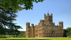 Highclere Castle - Downton Abbey - Wed 10th April 2019
