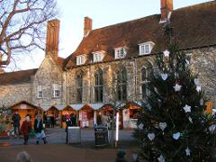 Winchester Christmas Market - Wed 28th Nov 2018