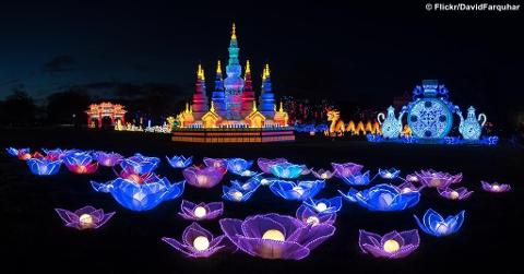 Christmas at Longleat - The Festival of Light - Sun 3rd Dec 2017