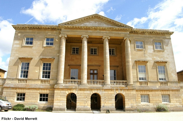 Basildon Park - National Trust - Mon 18th March 2019