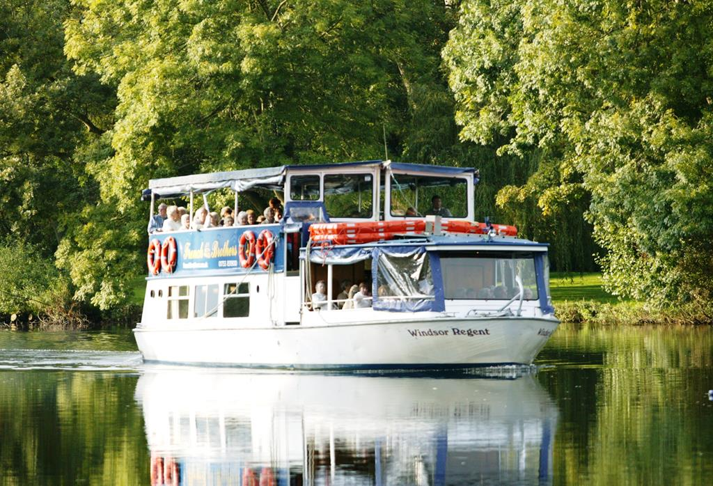 Henley with delicious Afternoon Cream Tea Cruise - Wed 13th June 2018