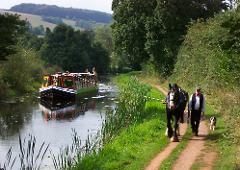 West Country - Steam Train & Canal - Thu 5th July 2018