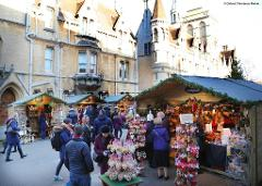 Oxford Christmas Markets - Wed 18th Dec 2019