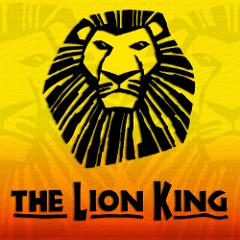 Lion King at Lyceum Victoria, Wellington Street - Wed 13th May 2020