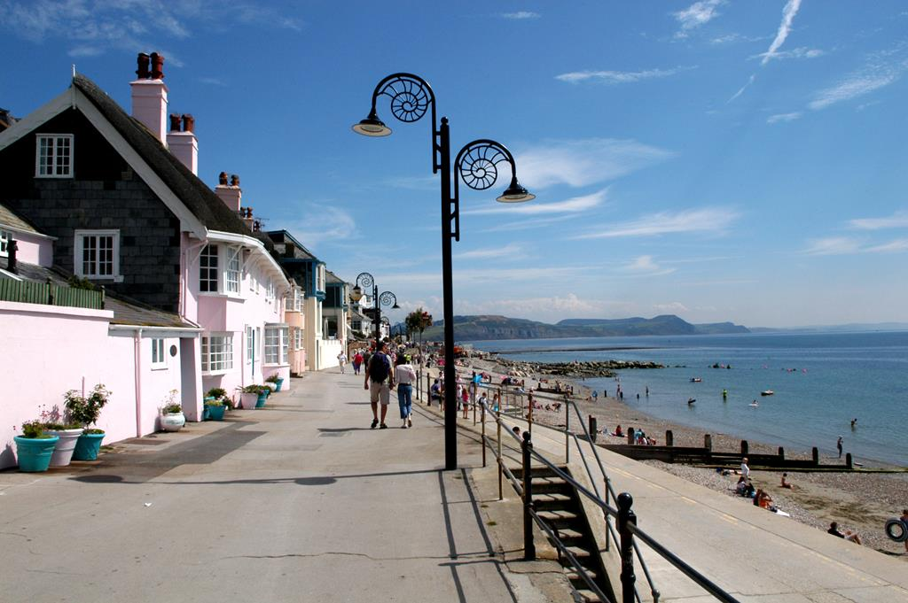 Lyme Regis - Wed 3rd Apr 2019