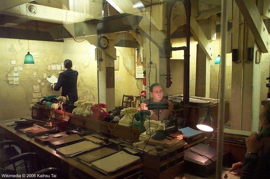 Churchill War Rooms & Museum - London - Wed 6th Feb 2019