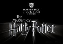 Warner Bros Studio Tour - The Making of Harry Potter - Tue 24th Oct 2017