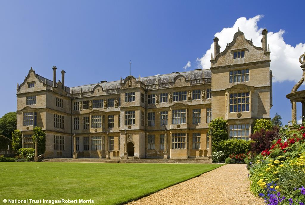 Montacute House, National Trust - Wed 2nd May 2018