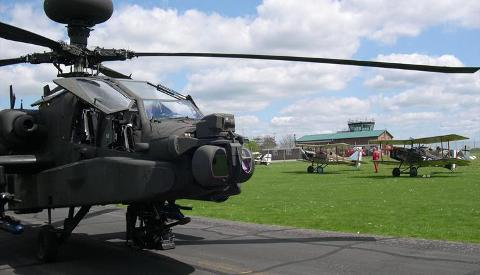 The Museum of Army Flying - Thu 8th March 2018