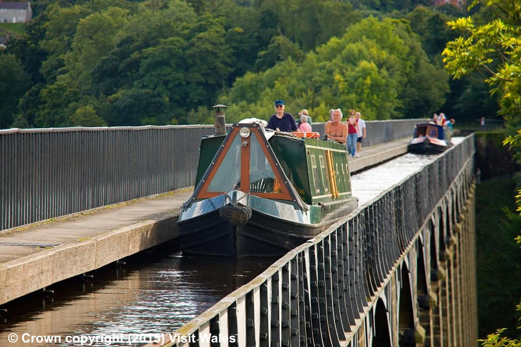 Chester, Liverpool & Llangollen Canal - Mon 20th May 2019