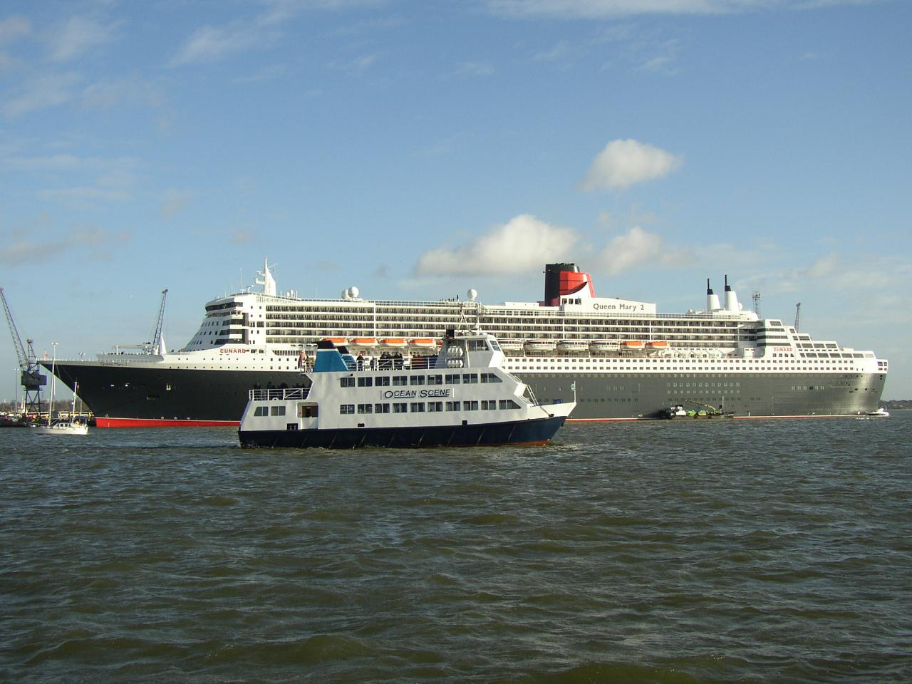Three Rivers Cruise with delicious Fish n Chips - Thu 24th June 2021