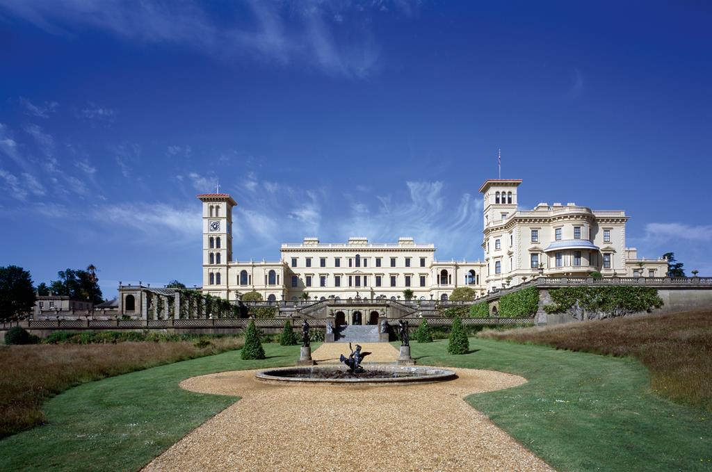Osborne House - Isle of Wight (EH) - ROUTE TIME CHANGED FROM BROCHURE - Fri  22nd March 2019