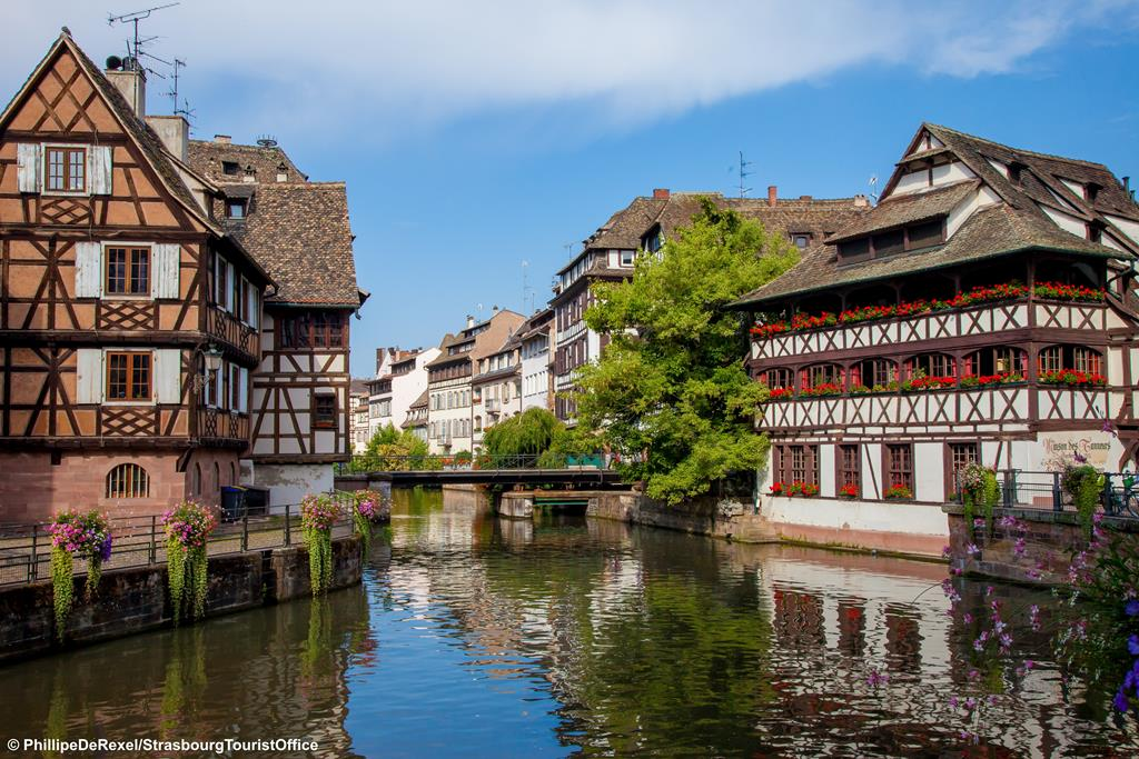 Strasbourg & Alsace - Thu 8th August 2019