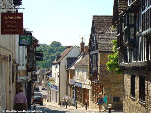Sherborne & Dorset Villages - Thu 15th March 2018