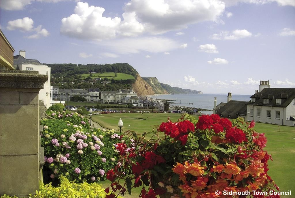 Sidmouth - Devon's Jurassic Coast - Mon 22nd April 2019