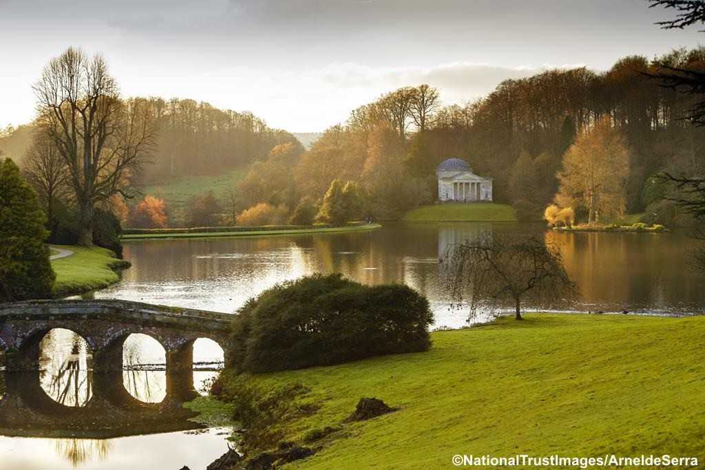 Stourhead House & Gardens - Wiltshire (NT) - Tue 2nd Apr 2019