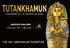 Tutankhamun - Treasures of The Golden Pharaoh - Tue 12th Nov 2019