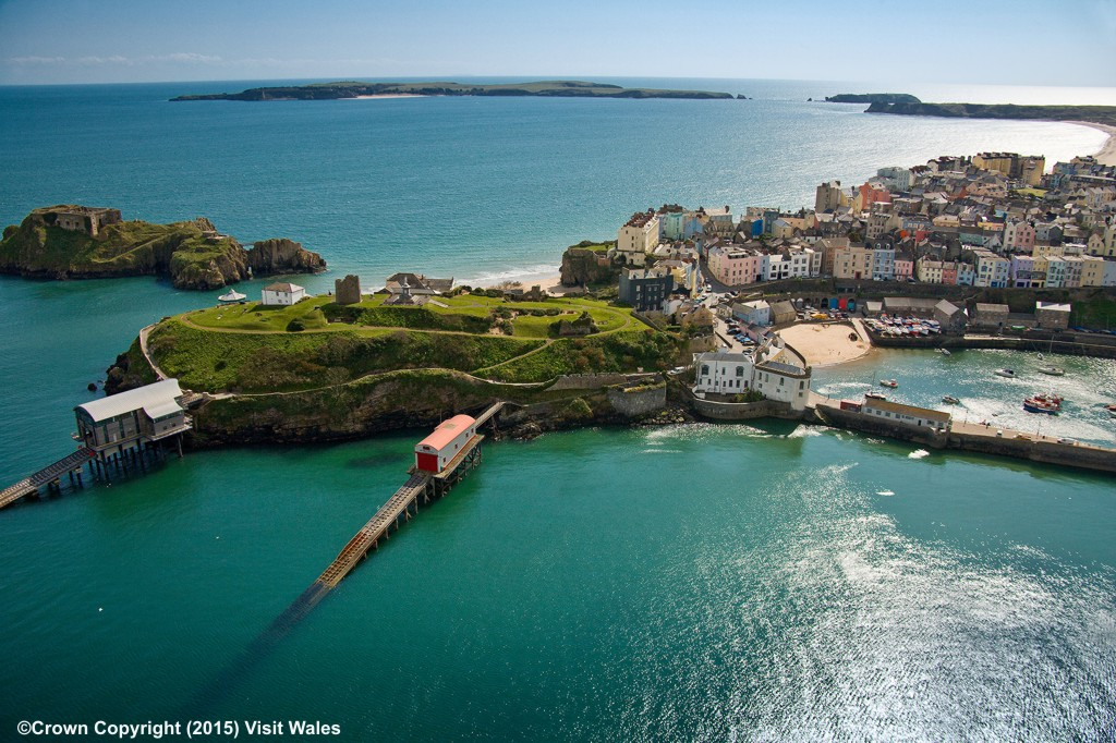 Tenby & Pembrokeshire - Mon 15th October 2018