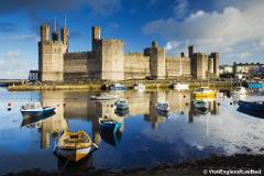 Caernarfon & Snowdonia - Mon 9th April 2018