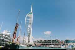 Gunwharf Quays & M&S Hedge End - Wed 6th Oct 2021