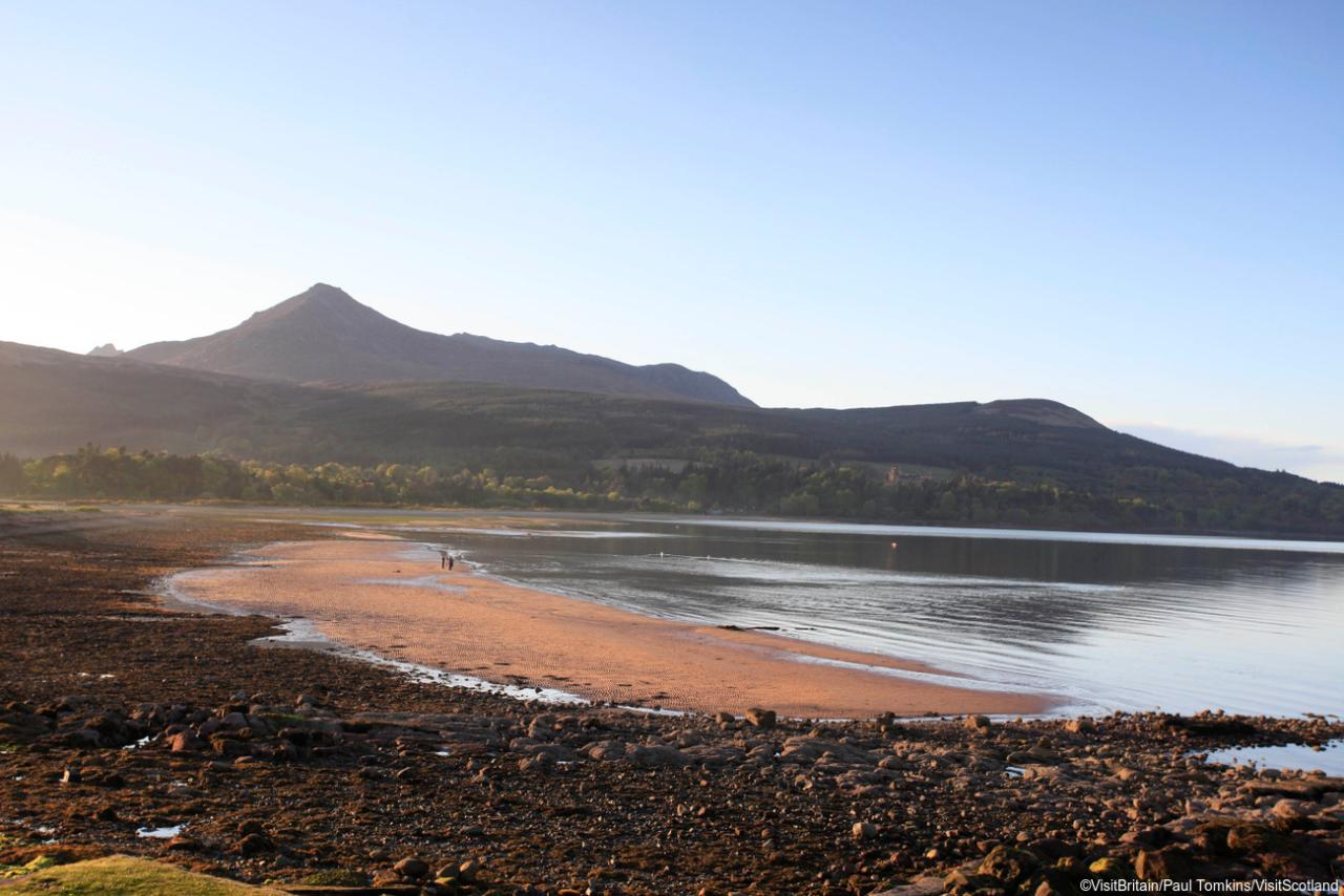 Scotland - Isle of Arran, Bute & The Ayrshire Coast - Sun 7th July 2019