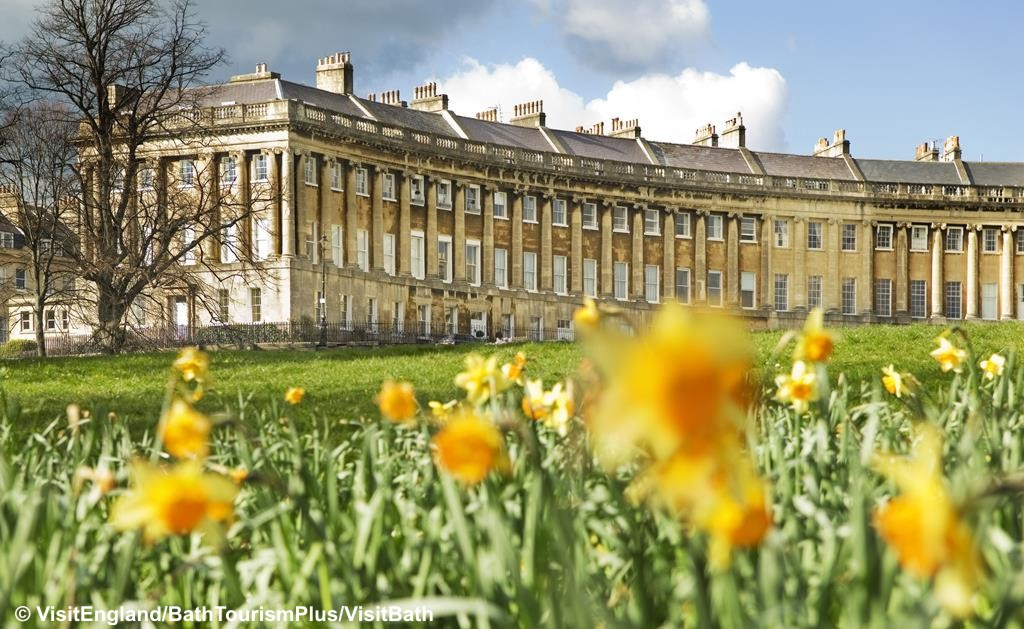 City of Bath - Special Price - Wed 23rd Oct 2019