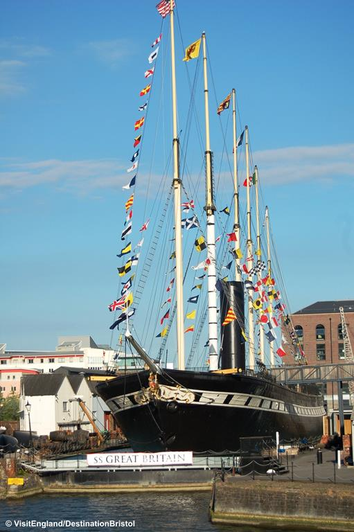 Bristol OR SS Great Britain - Thu 16th Aug 2018