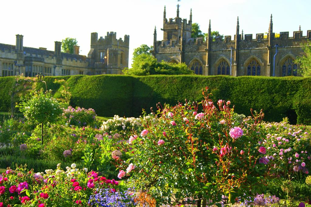 Sudeley Castle & Gardens - Tue 16th April 2019