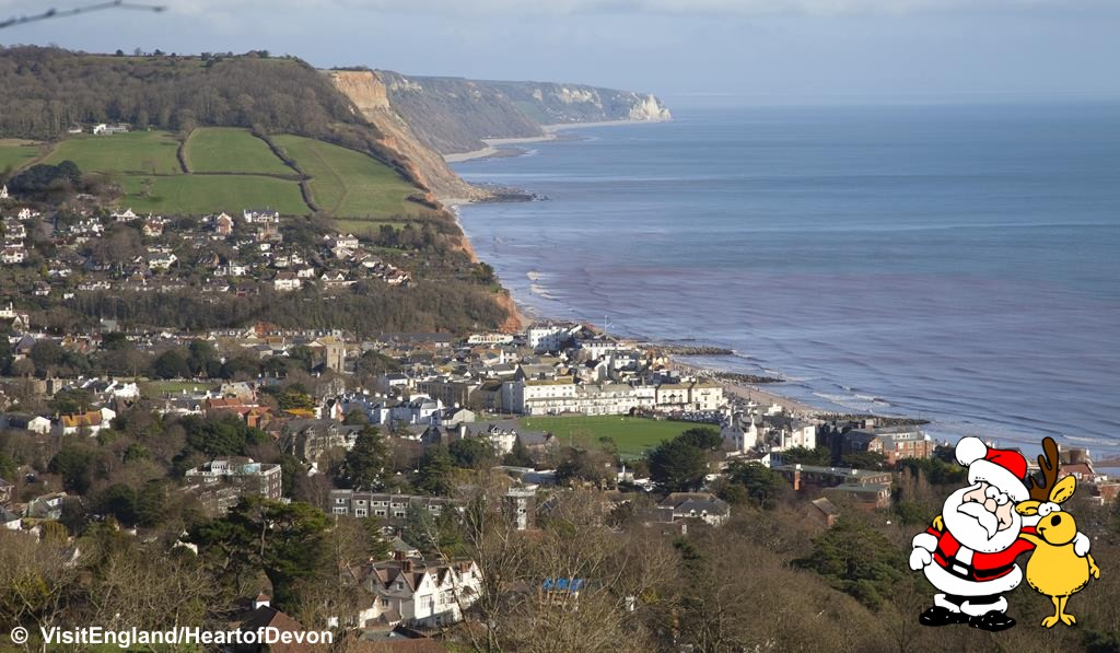 Sidmouth - Pre Christmas Break - Thu 23rd Nov 2017