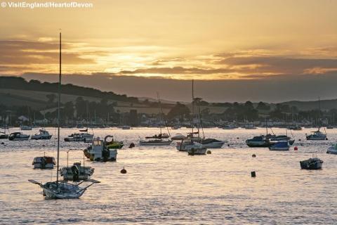 Exmouth - Devon Delights - Fri 27th April 2018