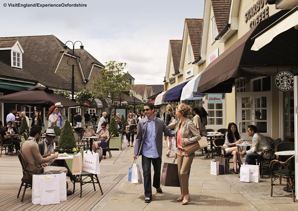 Bicester Village Chic Shopping - SUPER SAVER - Mon 21st Jan 2019