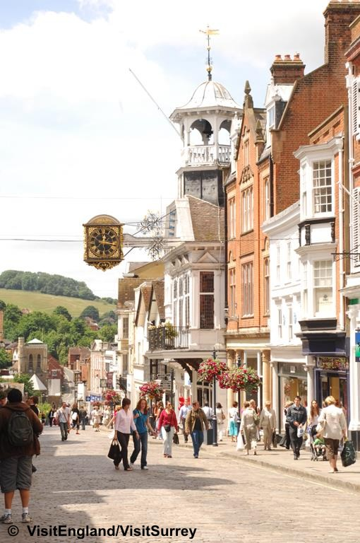 Historic Guildford  - Wed 6th March 2019