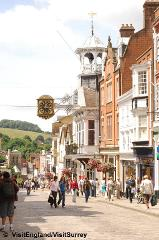 Historic Guildford  - Wed 8th Aug 2018