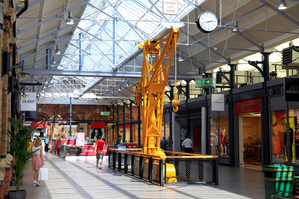 GW Designer Shopping Village & Train Museum - Swindon  - Fri 13th Oct 2017