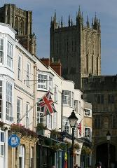 City of Wells - Thu 4th Apr 2019