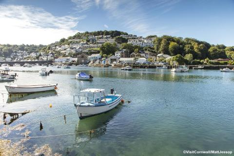 Looe & Magical Cornwall - Mon 14th May 2018