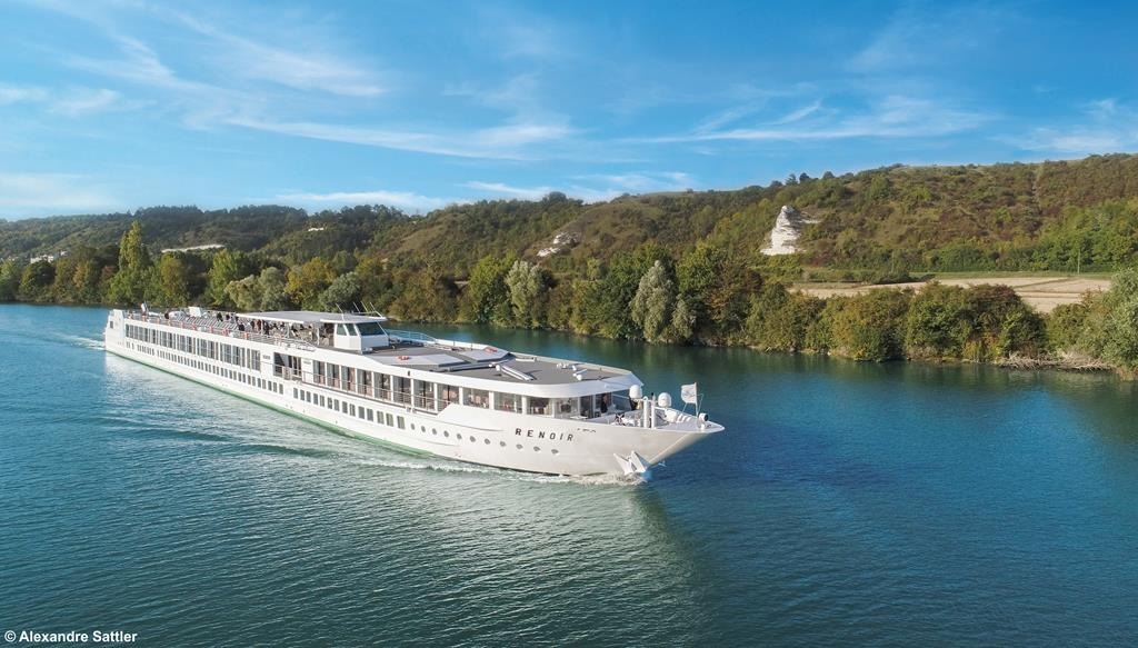 The Picturesque Ports of the Seine Valley - Sat 23rd April 2022