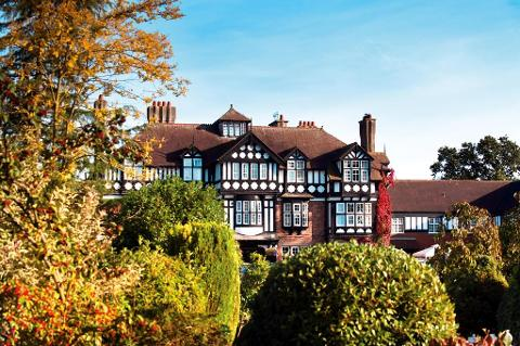 Warner - 3* Alvaston Hall Hotel - Mon 22nd Jan 2018