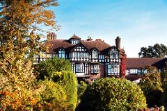 Warner - 3* Alvaston Hall Hotel - COACH 2 - Mon 14th Jan 2019