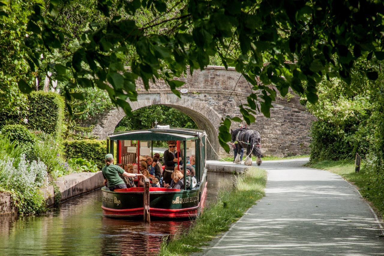 Chester, Llangollen Canal & Liverpool -  Mon 13th Sept 2021