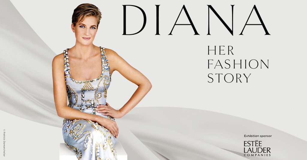 Kensington Palace including Diana : Her Fashion Story  OR London only - Tue 23rd Jan 2018