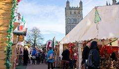 Exeter Christmas Markets - Mon 18th Nov 2019