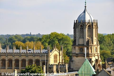 Oxford - City of Spires - SUPER SAVER - Wed 28th Feb 2018