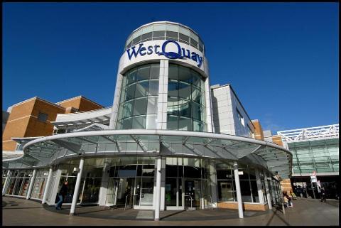 WestQuay Shopping or Ikea - Southampton - SUPER SAVER - Thu 4th Jan 2018