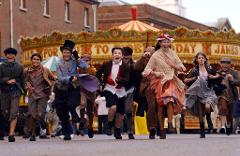 Victorian Festival at Christmas, Portsmouth Historic Dockyard - Fri 1st Dec 2017