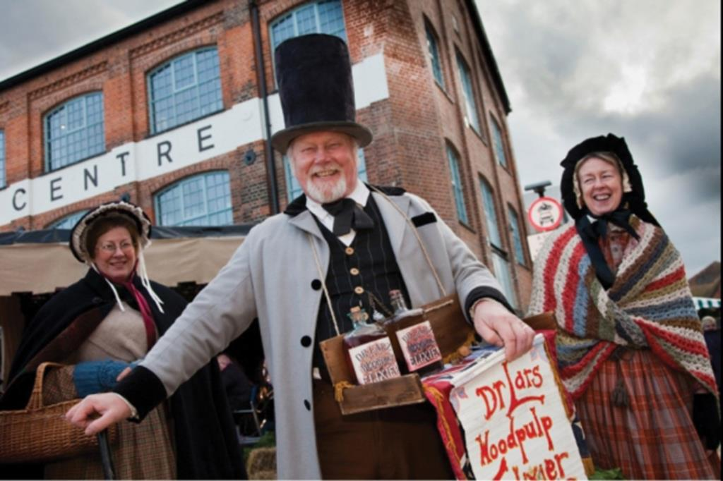 Gloucester Quays Victorian Christmas Market - Mon 19th Nov 2018