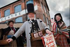 Gloucester Quays Victorian Christmas Market - Sun 19th Nov 2017