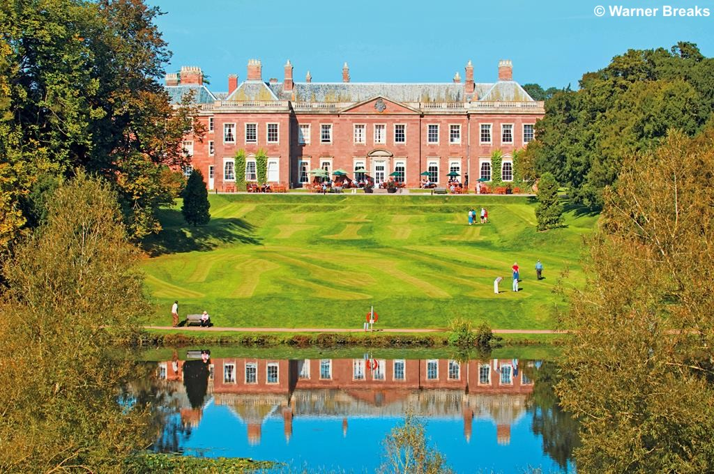 Warner - 4* Holme Lacy Hotel - Mon 2nd April 2018