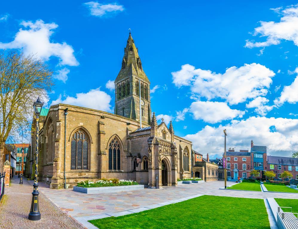 Treasures of Leicestershire - Fri 27th Aug 2021